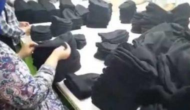 Kıyafet-İplik Temizleme İşi