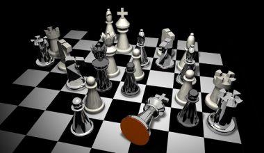 Satranç Takımı Paketleme İşi