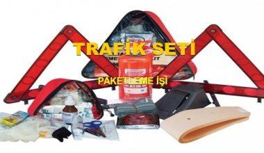 Trafik Seti Paketleme İşi