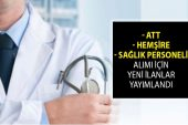 Sağlık Sektöründe En Çok Başvuru Yapılan İlanlar