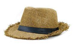 Hasır Şapka Örme İşi
